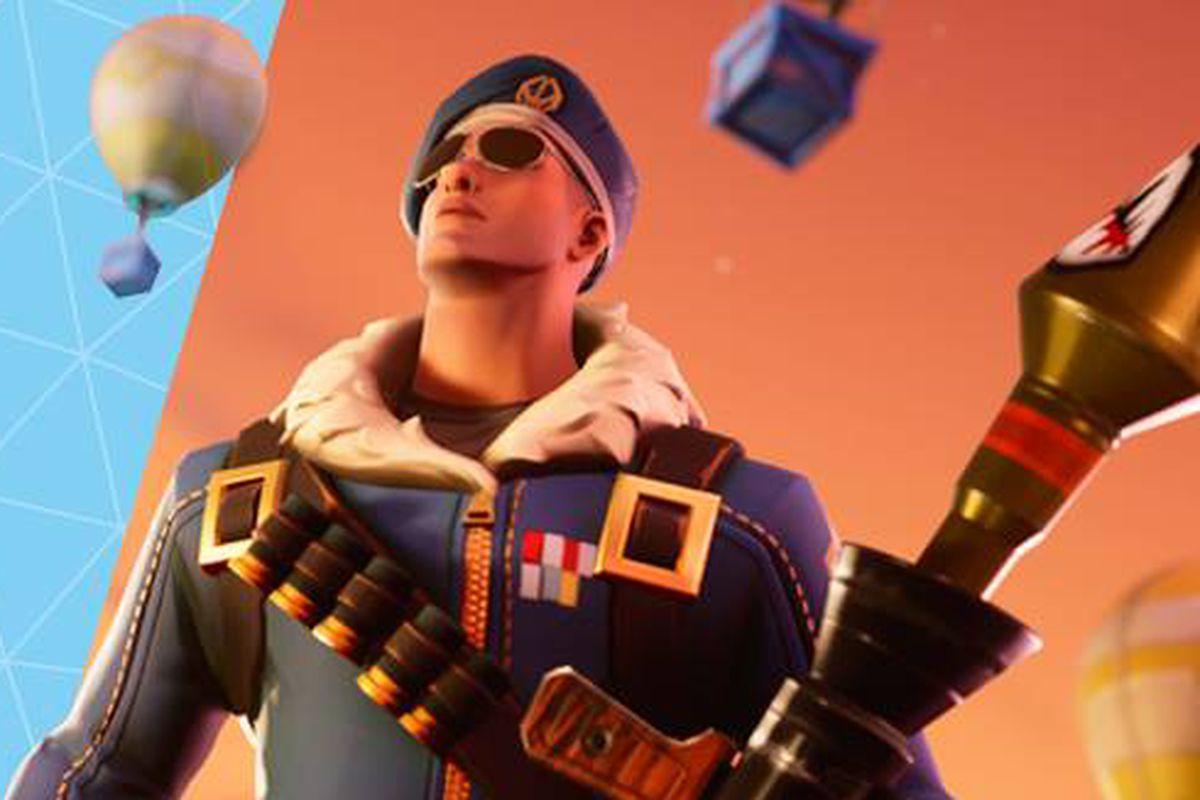 Epic Royale Bomber Outfit