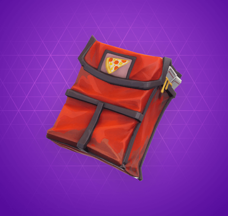 Epic Special Delivery Back Bling