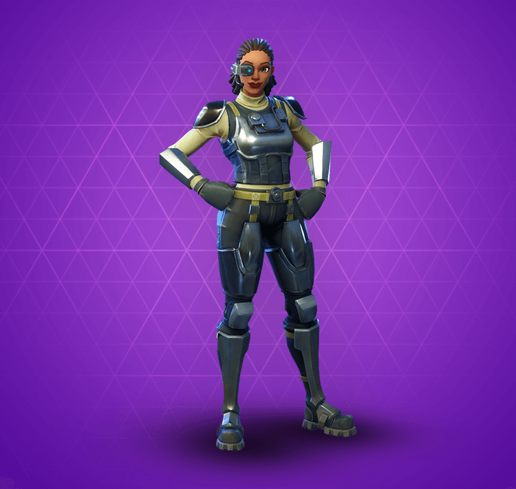 Epic Steelsight Outfit