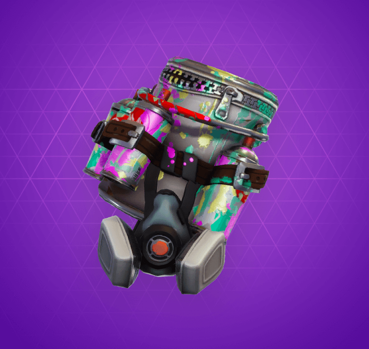 Epic Tag Bag Back Bling