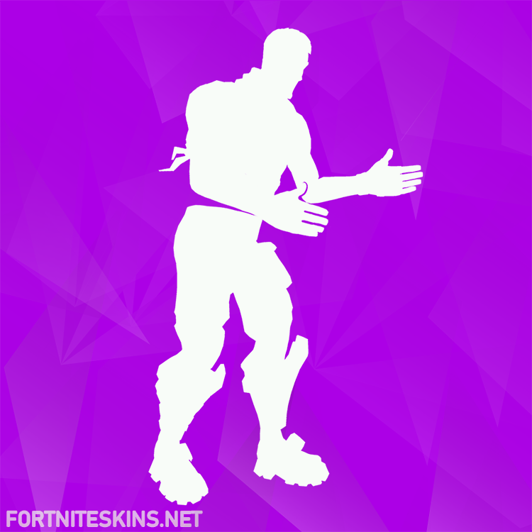 Epic The Robot Emote