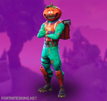 Epic Tomatohead Outfit