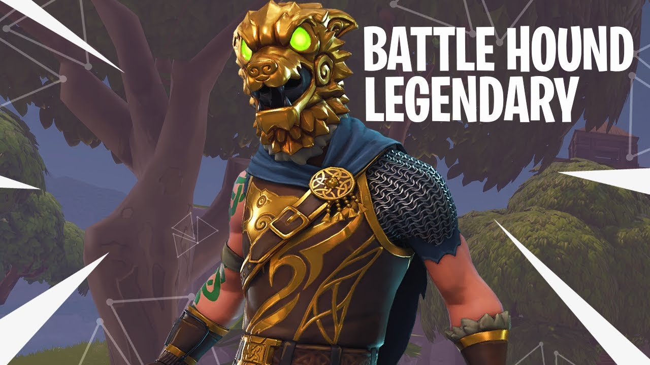 Legendary Battle Hound Outfit