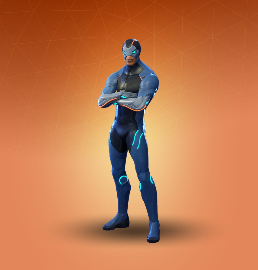 Legendary Carbide Outfit