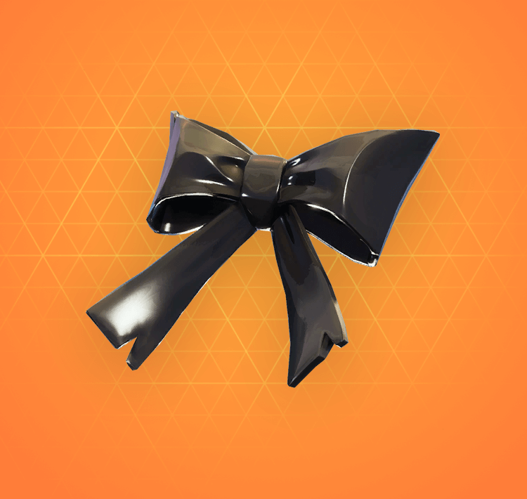 Legendary Cuddle Bow Back Bling