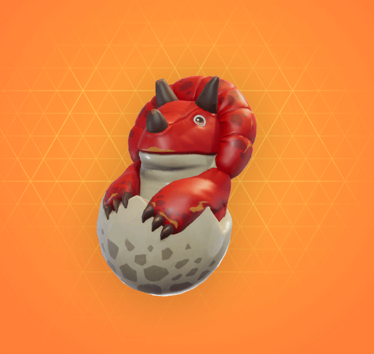 Legendary Hatchling Back Bling