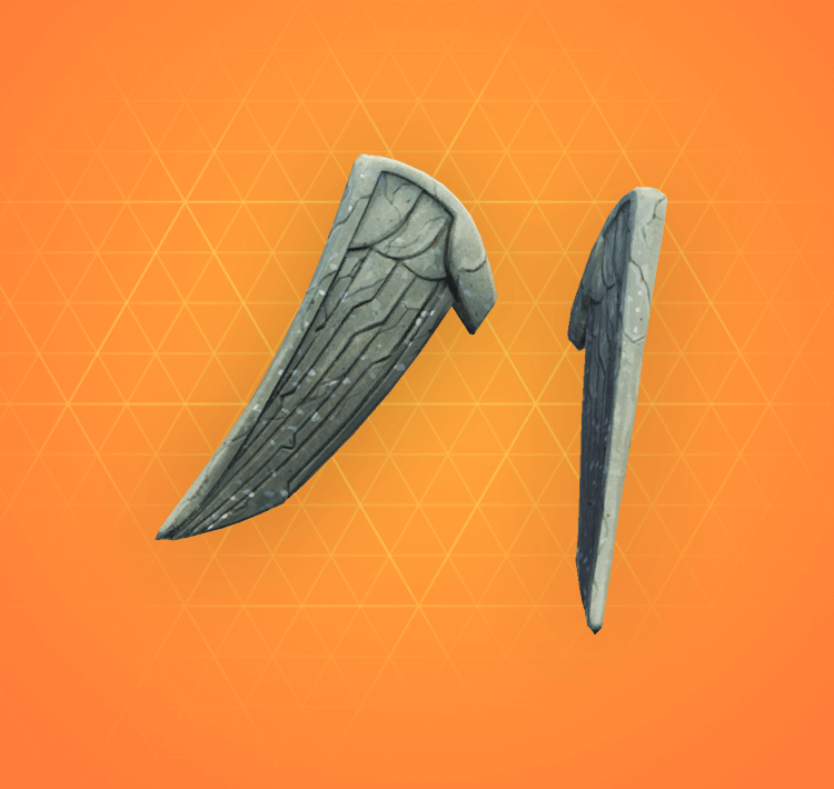 Legendary Love Wings Back Bling