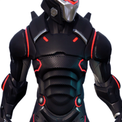 Legendary Omega Outfit