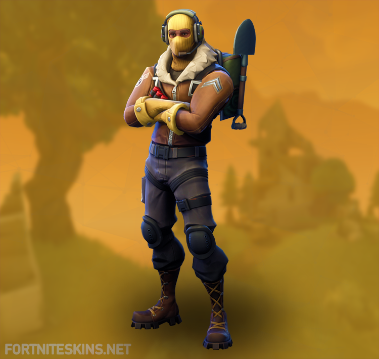 Legendary Raptor Outfit