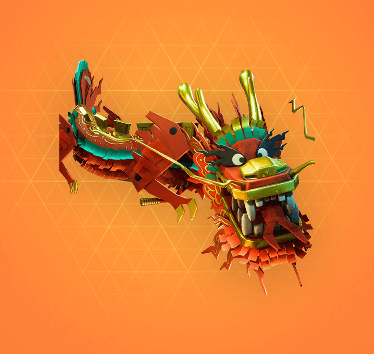 Legendary Royale Dragon Glider