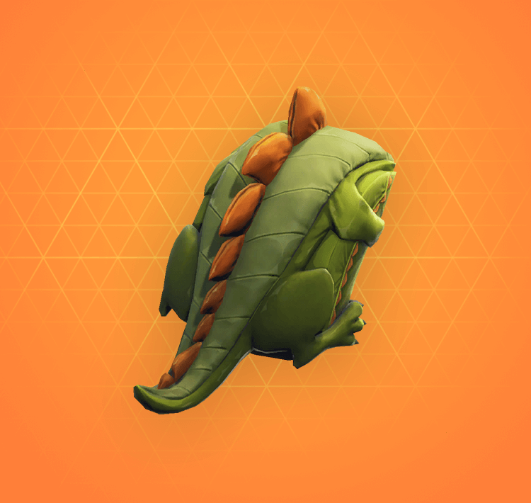 Legendary Scaly Back Bling
