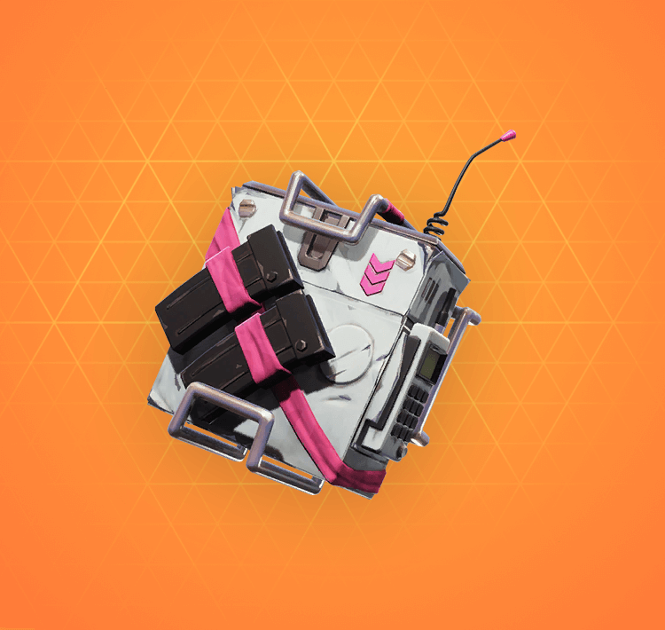 Legendary Skirmish Back Bling
