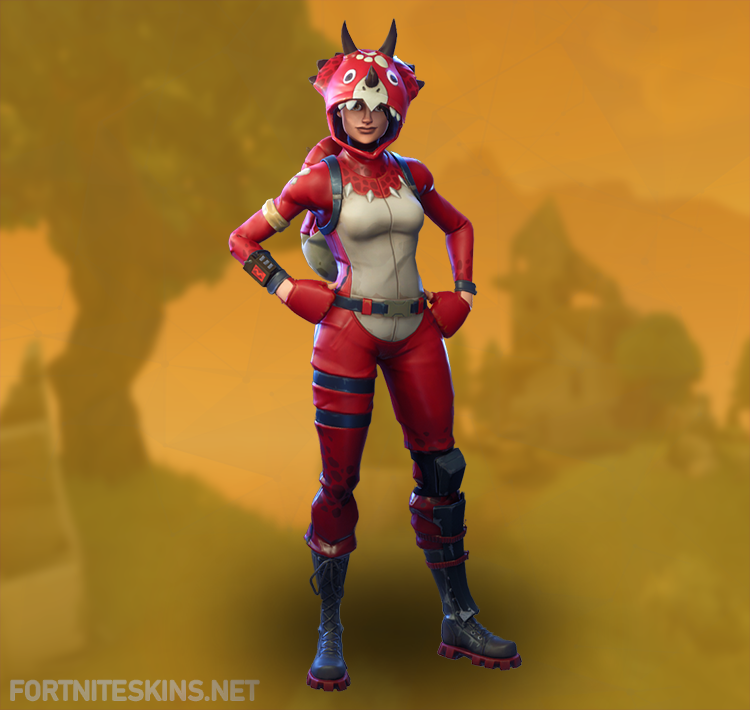 Legendary Tricera Ops Outfit
