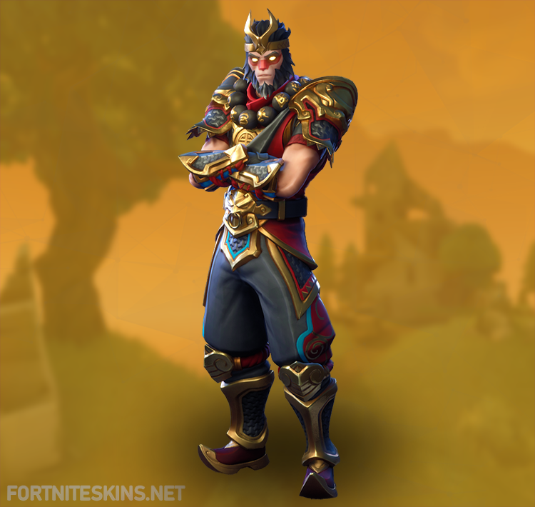 Legendary Wukong Outfit