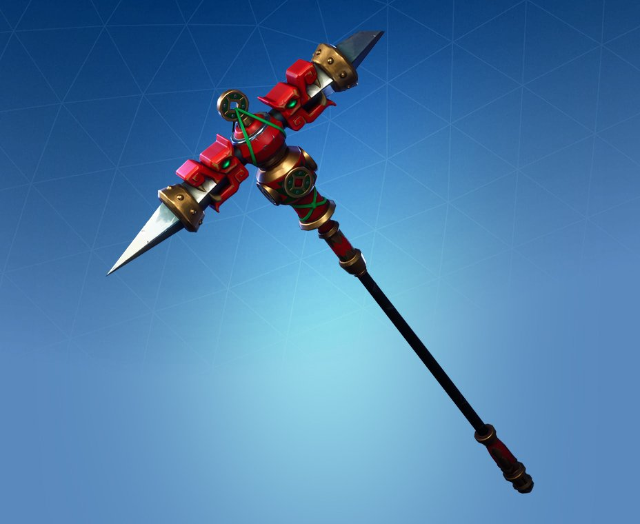 Rare Dragon Axe Pickaxe