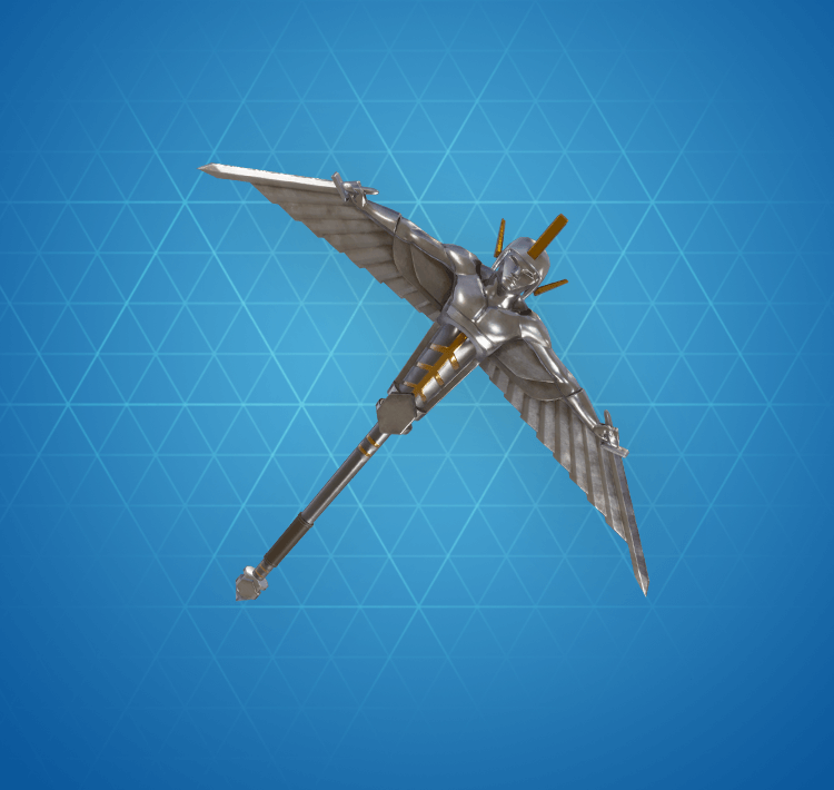 Rare Empire Axe Pickaxe
