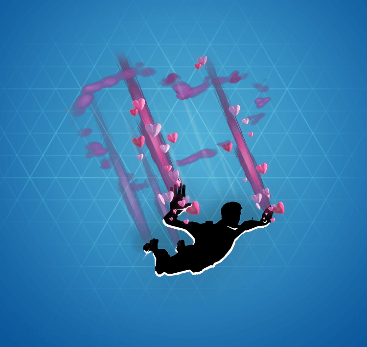 Rare Hearts Skydiving Trail