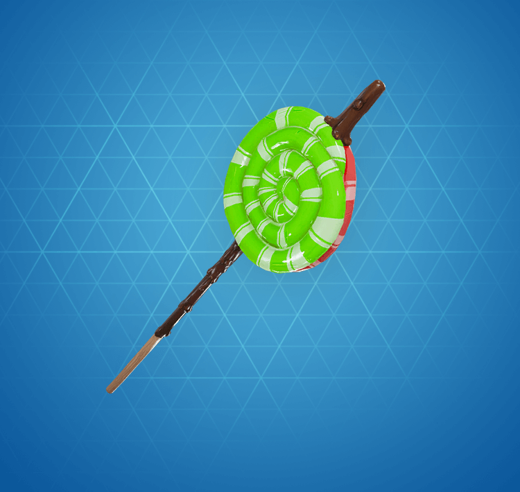 Rare Lollipopper Pickaxe