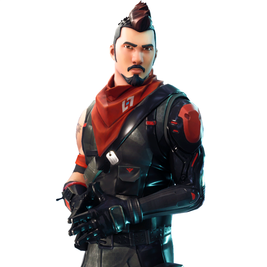 Rare Midnight Ops Outfit