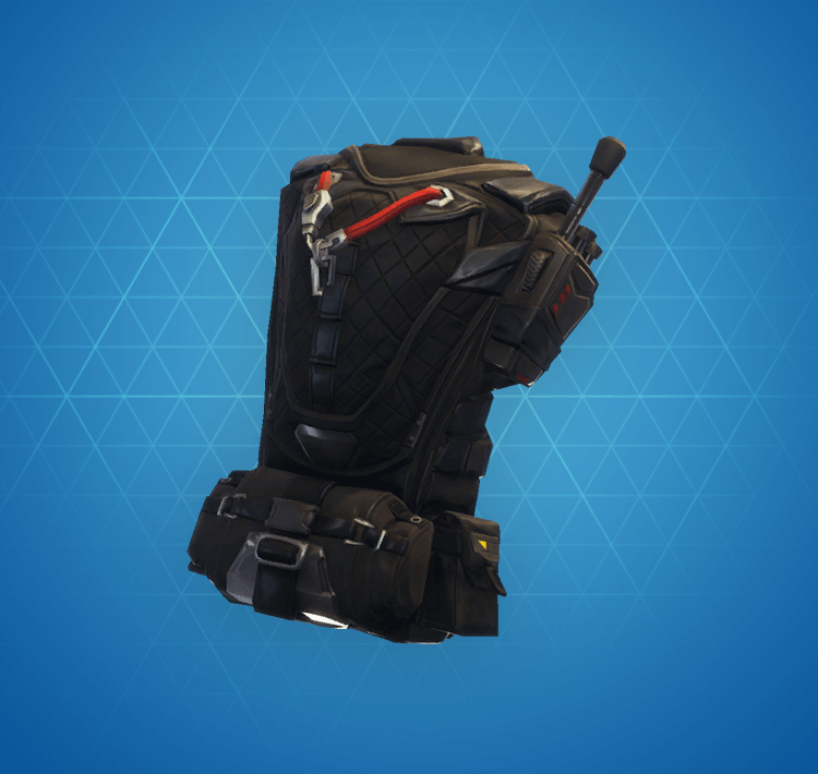 Rare Precision Back Bling