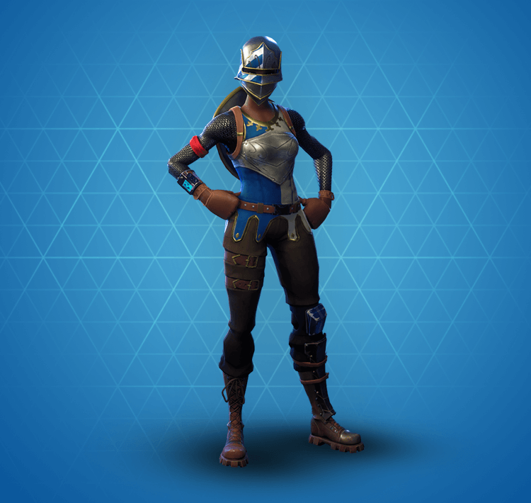 Rare Royale Knight Outfit