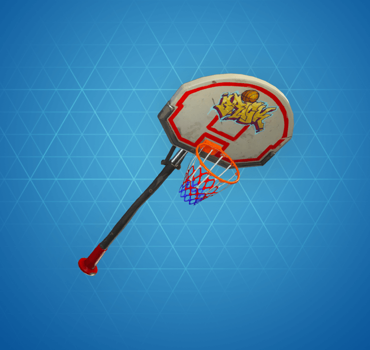Rare Slam Dunk Pickaxe