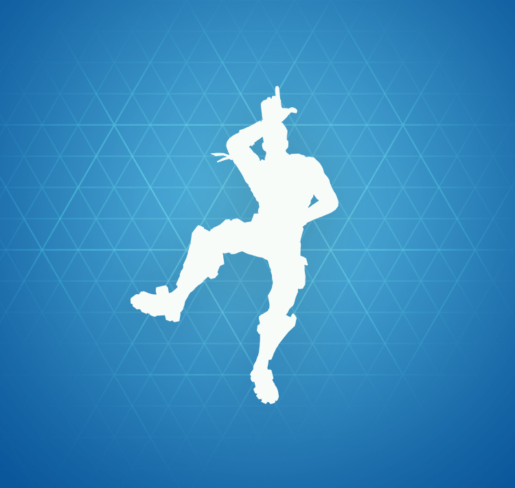 Rare Take The L Emote