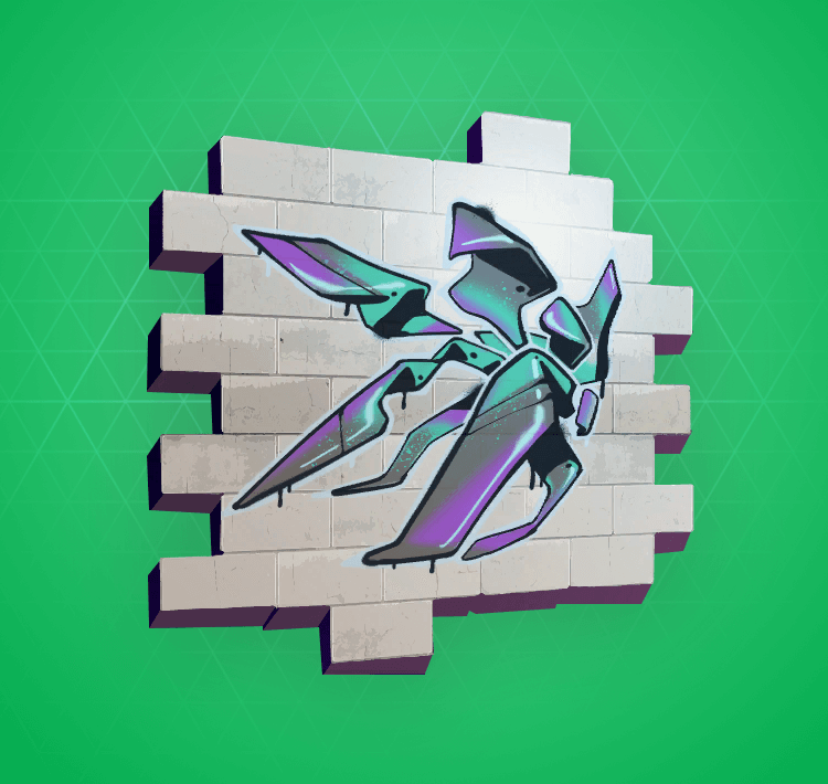 Uncommon Abstract Spray