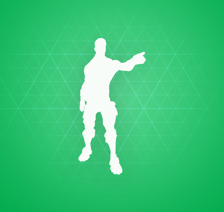Uncommon Breaking Point Emote