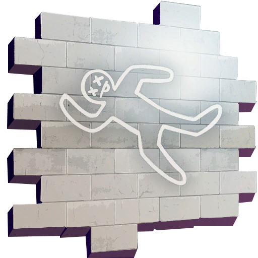 Uncommon Chalk Outline Spray
