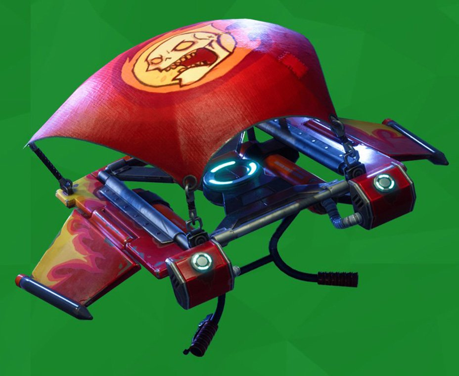 Uncommon Hot Rod Glider