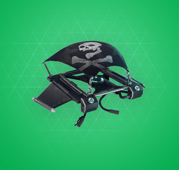 Uncommon Jolly Roger Glider