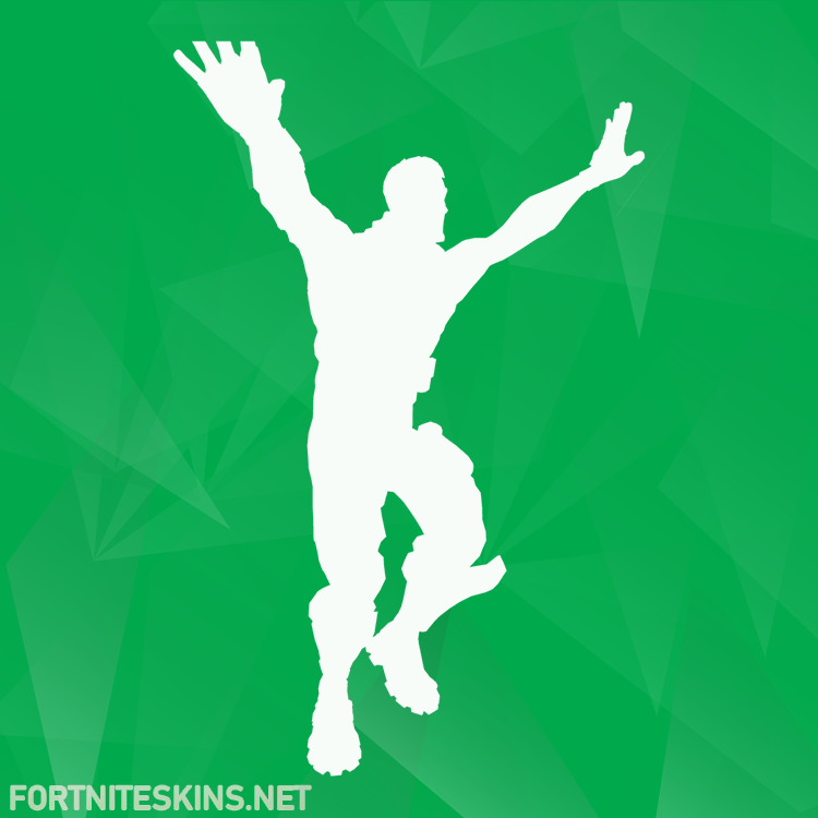Uncommon Jubilation Emote
