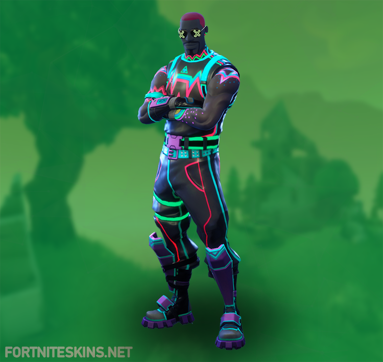 Uncommon Liteshow Outfit