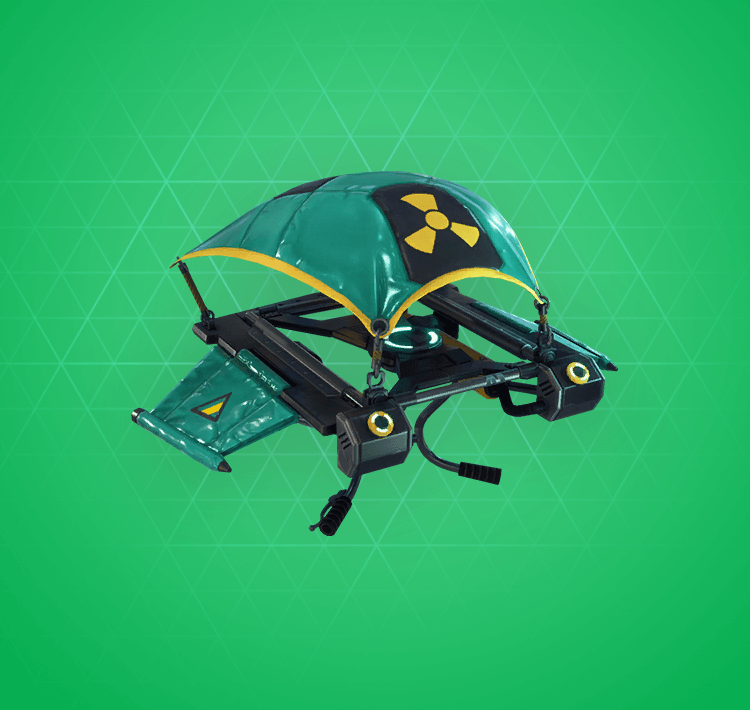 Uncommon Meltdown Glider