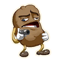 Uncommon Potato Aim Emoji