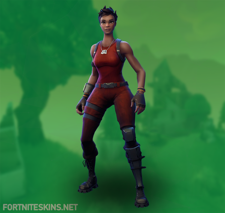 Uncommon Renegade Outfit