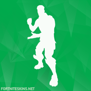 Uncommon Rock Paper Scissors Emote