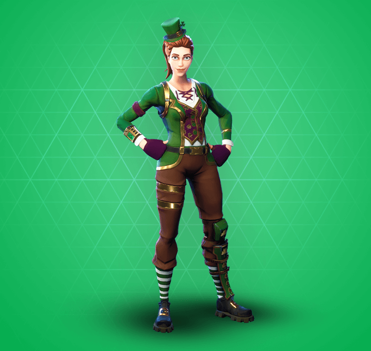 Uncommon Sgt. Green Clover Outfit