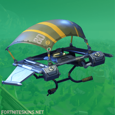 Uncommon Solid Strider Glider