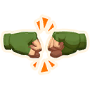 Uncommon Teamwork Emoji