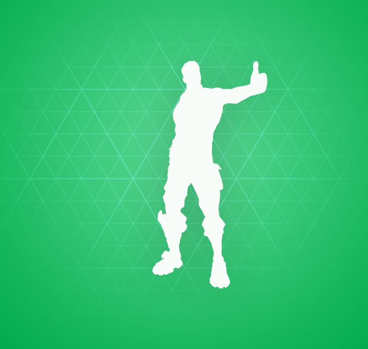 Uncommon Thumbs Up Emote