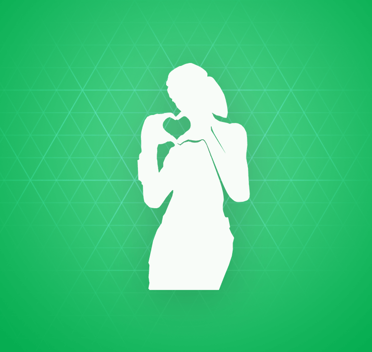 Uncommon True Love Emote