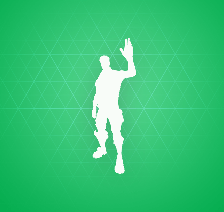 Uncommon Wave Emote