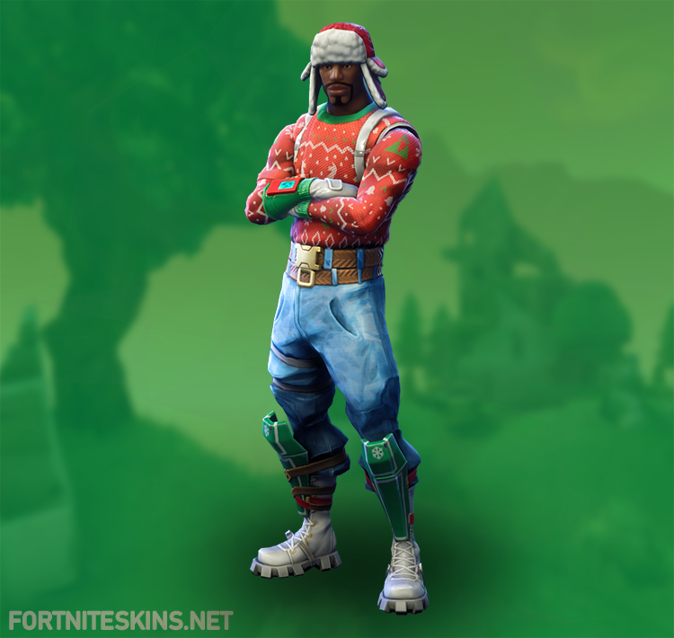 Uncommon Yuletide Ranger Outfit