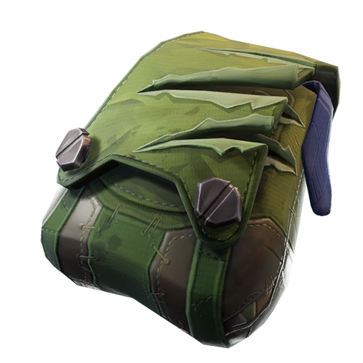 Uncommon Slashed Back Bling