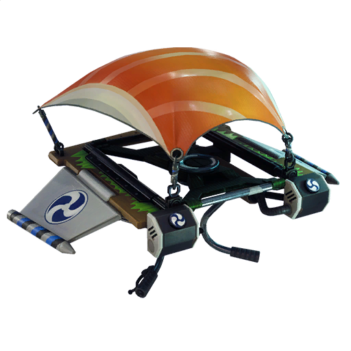 Uncommon Flying Fish Glider