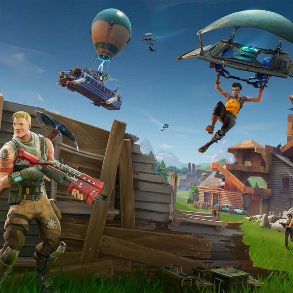 Schools Blame Fortnite For Aggressive Children
