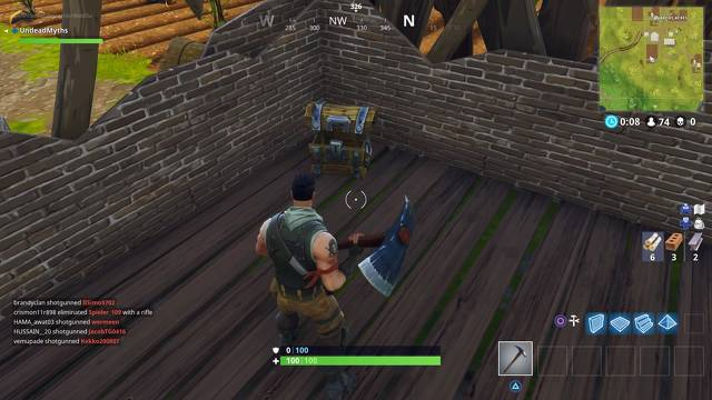 Anarchy Acres Fortnite Chest in F2