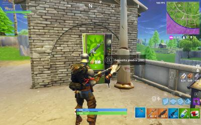 Fortnite Vending Machine in H7